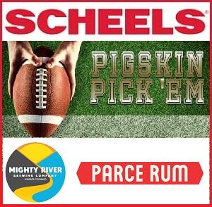 RamNation Pigskin Pick'em Contest sponsored by SCHEELS
